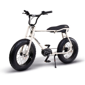 """Ruff Cycles Lil'Buddy 20"""" Bosch Active Line 500Wh, bianco"""